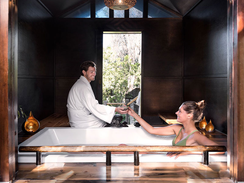 bathe package - indoor
