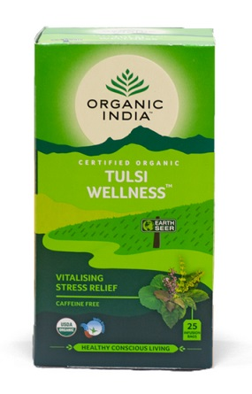Tulsi Wellness Tea bags