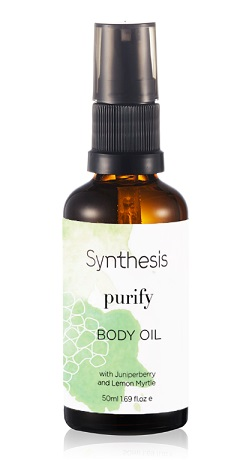 Synthesis Purify Massage Oil