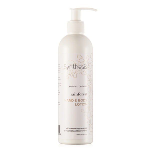Synthesis Rainforest Hand and Body Lotion